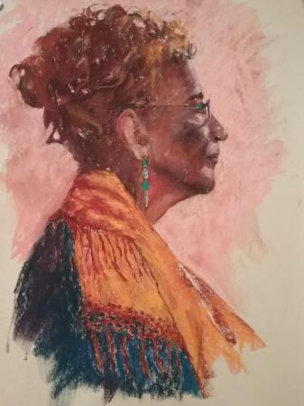 artwork by Marian Setzman